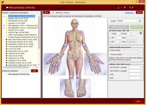 Audit4 Clinical Worksheet for RA