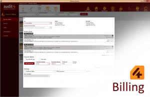Audit4 Billing